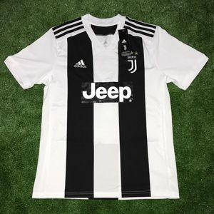 Adidas Juventus Ronaldo Men's Soccer Jersey🆕